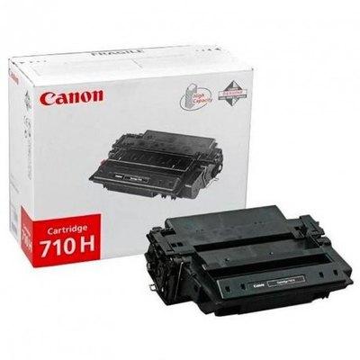 Tóner Canon 710 H Negro 12.000 páginas 0986B001