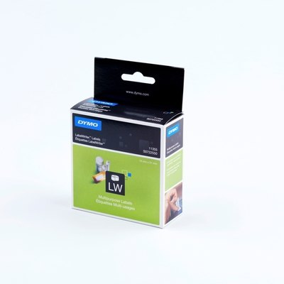 Etiquetas para impresoras Dymo Labelwriter S0722520