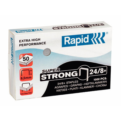 Grapas galvanizadas Super Strong rapid 24858500