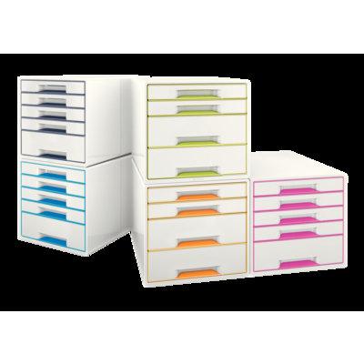 Módulo de cajones Leitz Wow Desk Cube 52142064