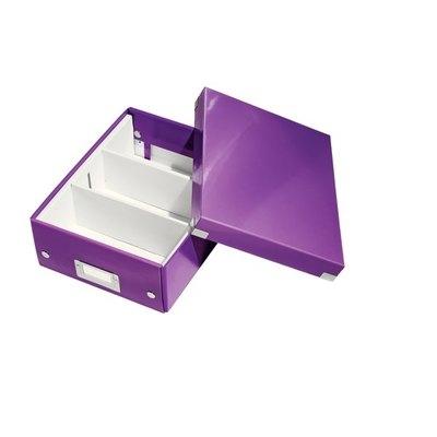 Caja organizadora pequeña Leitz  Click & Store 60570023