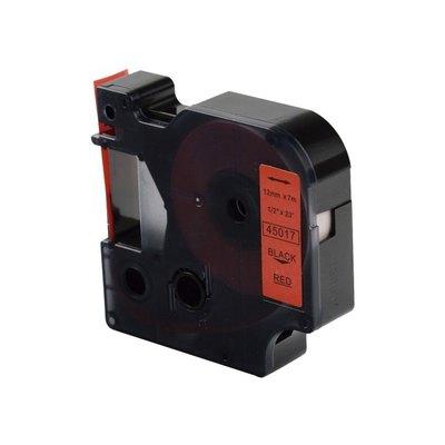 Cinta compatible rotuladora electrónica Dymo D1 45018