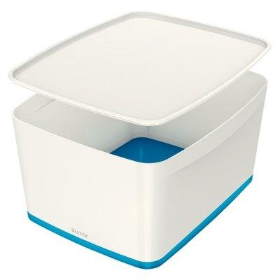 Caja de almacenamiento con tapa Leitz MyBox 5229-10-36