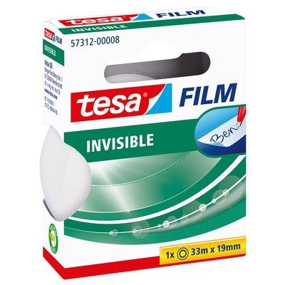 Cinta adhesiva invisible Tesa 57312-0000