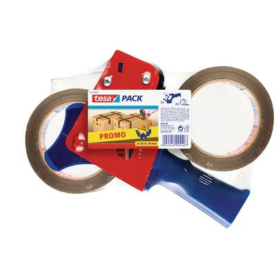 Portarrollos para cinta de embalaje Tesa 57455-0000