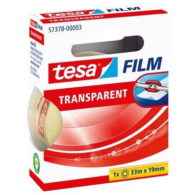 Cinta adhesiva transparente alta adhesión Tesa
