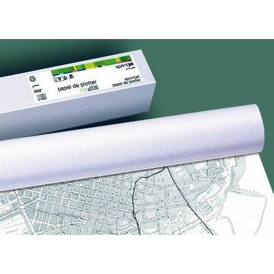 Papel para copiadora de planos 80g Fabrisa Sprintjet 91,4cm