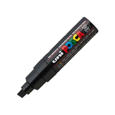 Rotulador no permanente punta biselada Uni Posca PC-8K 148932000