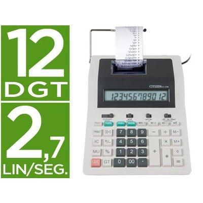 Calculadora con impresora Citizen CX-123N CX-123N