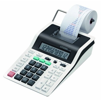 Calculadora con impresora Citizen CX-32