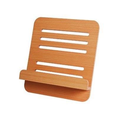 Atril sujetalibros de madera 37672