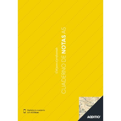 Cuaderno de notas A5 Additio P102