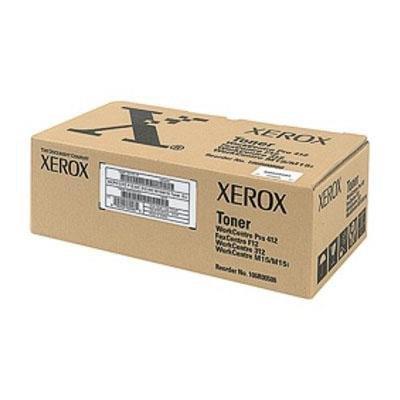 Tóner Xerox 412 Negro 6000 páginas 106R00586
