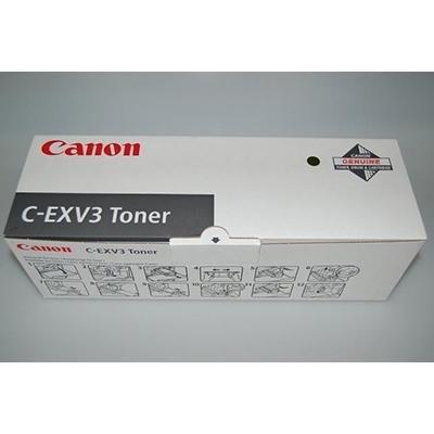 Tóner Canon C-EXV3 Negro 15000 páginas 6647A002
