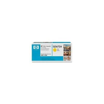 Tóner HP 309A amarillo 4000 páginas Q2672A