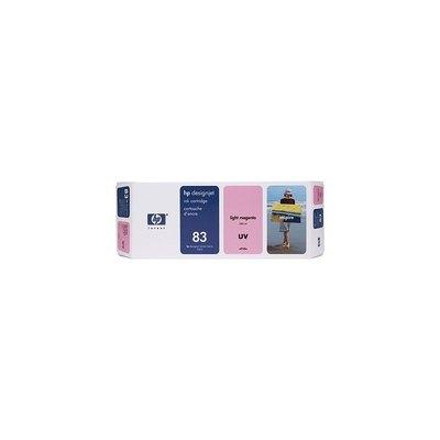 Cartucho inkjet HP 83 Magenta claro ultravioleta 680 ml C4945A