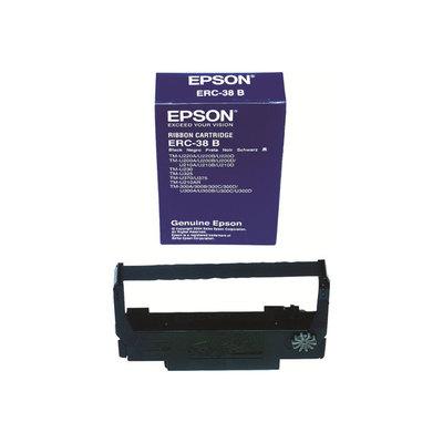 Cinta original  impresora matricial Epson ERC 38 negro