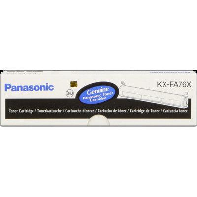Tóner Panasonic KX-FA76X negro  2.000 páginas KXFA76X