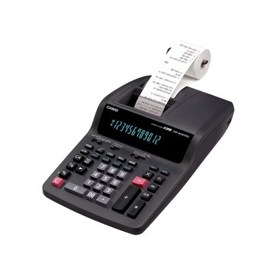 Calculadora con impresora Casio FR620RE