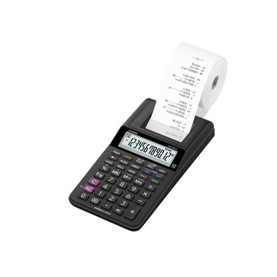 Calculadora con impresora Casio HR-8RCE