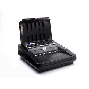 Encuadernadora eléctrica canutillo plástico GBC CombBind C450E 4400422