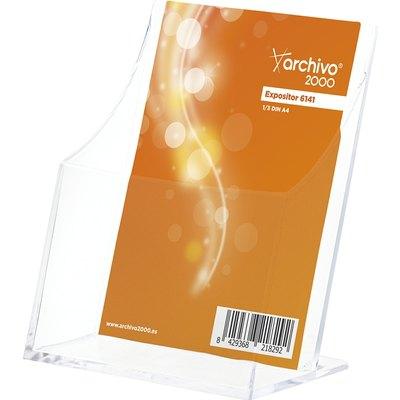 Expositor de folletos de sobremesa Archivo 2000 A4 vertical