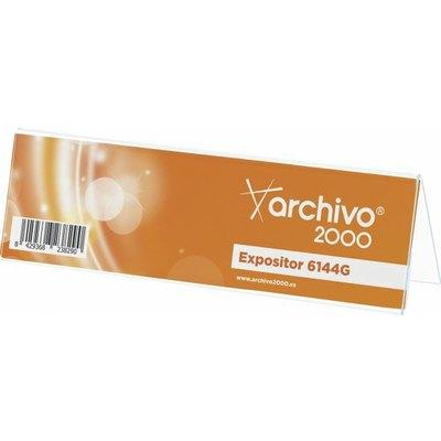 Portanombres de sobremesa Archivo 2000 6144G TP