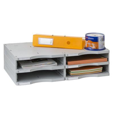 Archivo modular Archivo 2000 Archivodoc Dúo Estándar GS 6522 GS