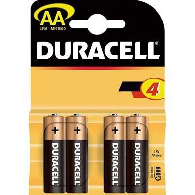 Pila alcalina Duracell simply AA DR00224
