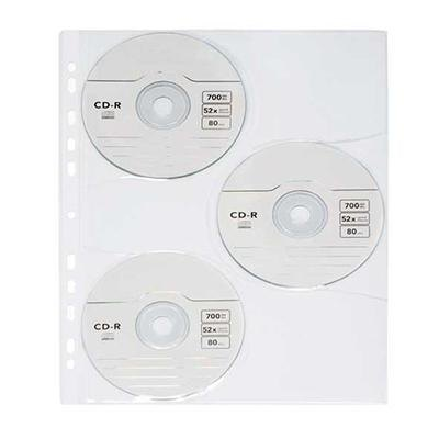 Funda CD/Diskette polipropileno Grafoplás 13670000
