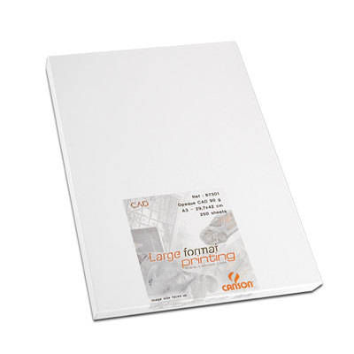 Papel para plotter opaco  90g Canson 200061100
