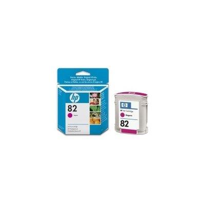 Cartucho inkjet HP 82 Magenta 69 ml