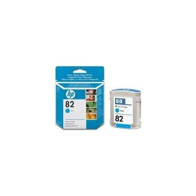 Cartucho inkjet HP 82 Azul 69 ml C4911A