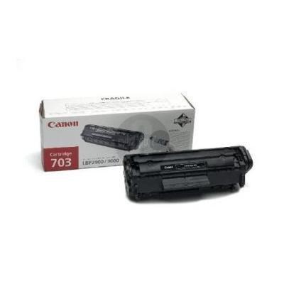 Tóner Canon 703 Negro 2.000 páginas