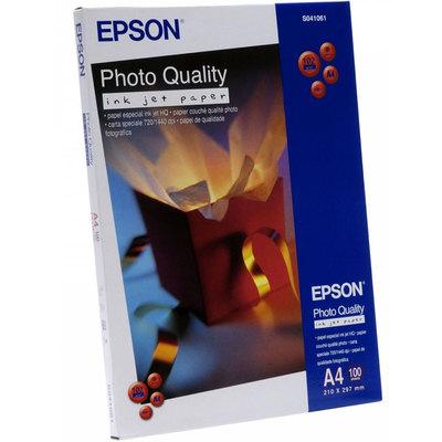 Papel fotográfico inkjet mate 105g Epson C13S041068