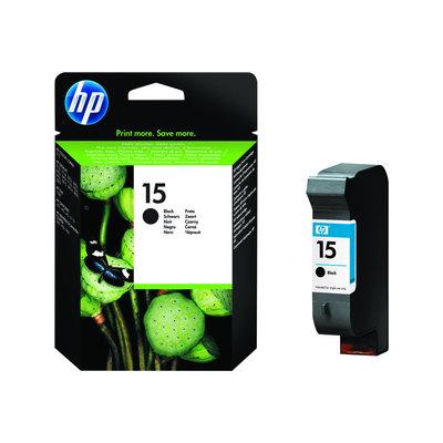 Inkjet HP 15 Alta Capacidad negro 500 páginas C6615DE