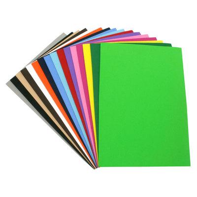 Hoja Goma EVA para trabajos manuales 20x30cm FIXO Kids verde claro