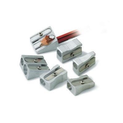 Sacapuntas de aluminio Faibo 1002