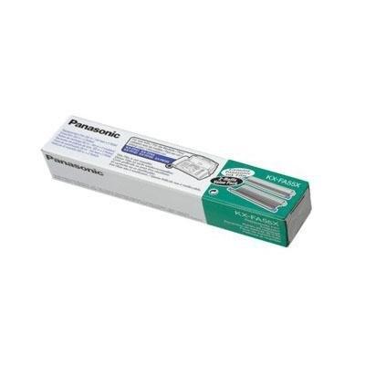 Bobina fax Panasonic KX-FA55X caja de 2 Ud.   KX-FA55X