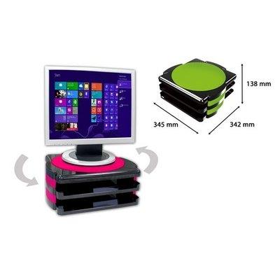 Soporte Monitor Giratorio Office Box 46010-A