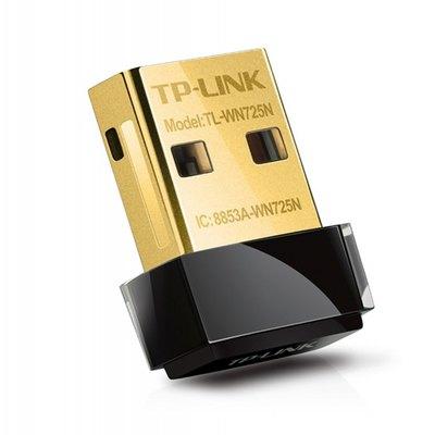 Adaptador USB Nano Inalámbrico Tp-link TL-WN725N TL-WN725N