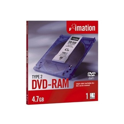 Dvd Ram Imation 4.7Gb Jewel Case I20163