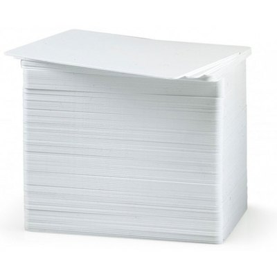 Tarjeta PVC Zebra Prem 54x86mm 104523-111