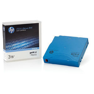 HP LTO-5 Ultrium 3TB RW Data Cartridge C7975A