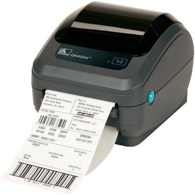Impresora de código de barras Zebra GK420TT GK42-10222