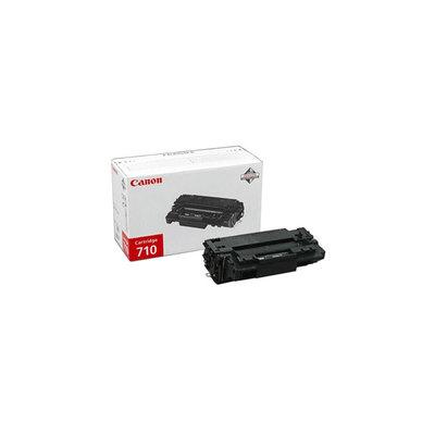 Tóner Canon 710 Negro 6.000 páginas 0985B001AA