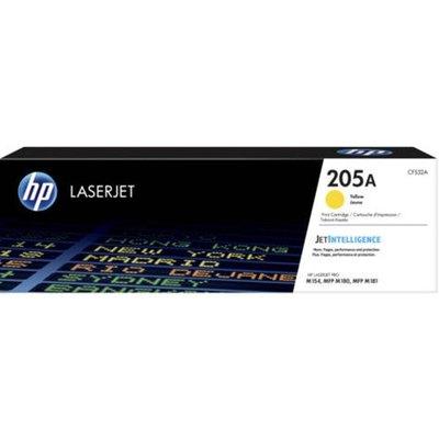 Toner HP 205 900 páginas amarillo CF532A