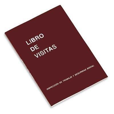 Libro registro de visitas 61095