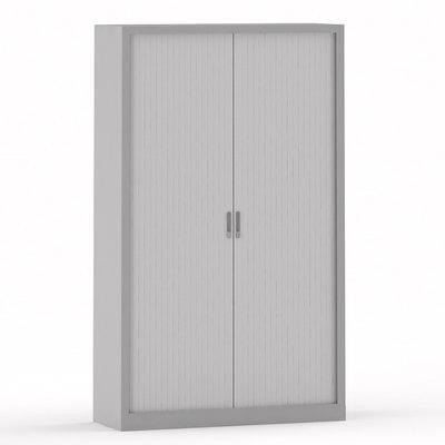 Armario metálico con puertas de persiana Basic 195.302.50