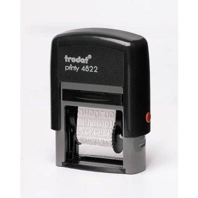 Formulario comercial automáticoTrodat 4822